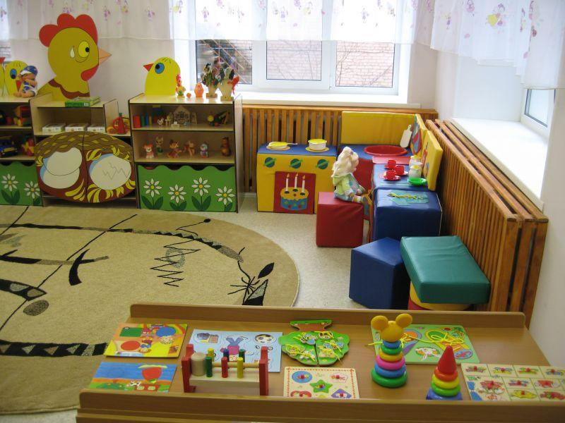 Интерьер в детском саду своими руками фото